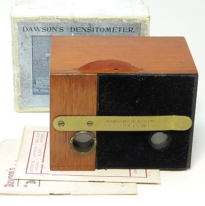 Image of Dawson's Densitometer