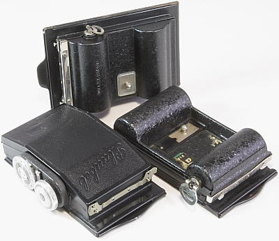 Image of Rollex Roll-film Holder