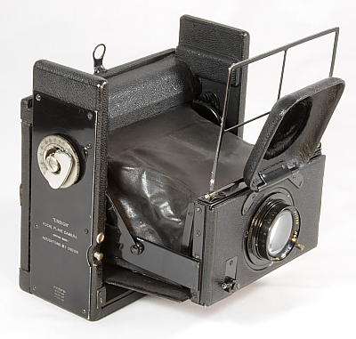Image of Ensign Focal Plane Camera