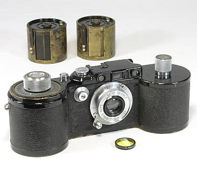 Image of Leica 250 Second version (GG), black/chrome finish