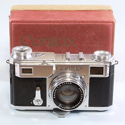 Image of Contax II