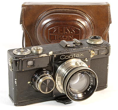 Image of Contax I
