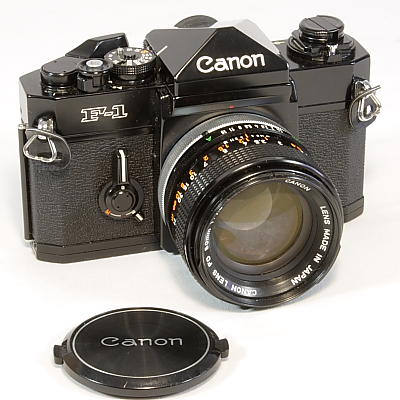 Image of Canon F-1n