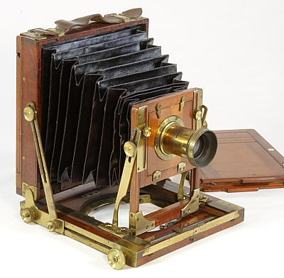 Image of Collins Patent Field Camera