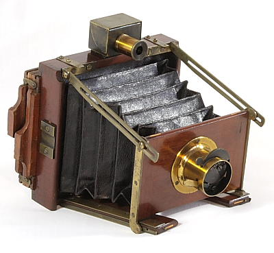 Image of Jeffrey & Wishart's Patent Camera