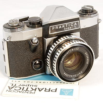 Image of Praktica Super TL