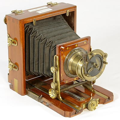 Image of Instantograph 1887 Model