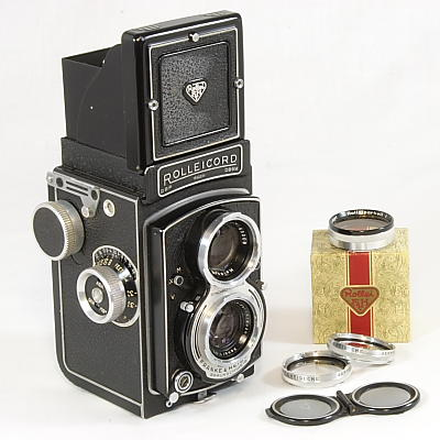 Image of Rolleicord V