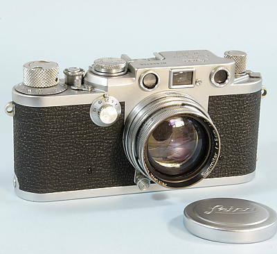 Image of Leica IIIf Red Dial