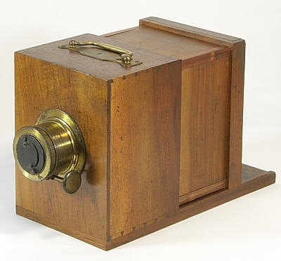 Image of Daguerreotype Camera
