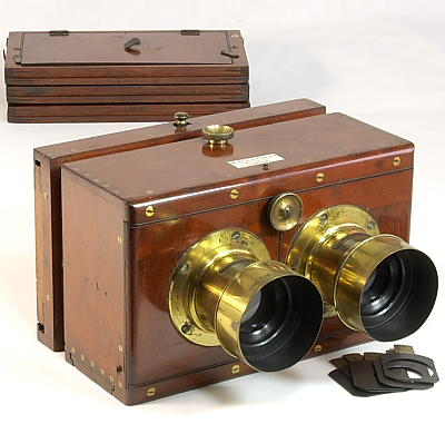 Image of Sliding Box Stereo Camera
