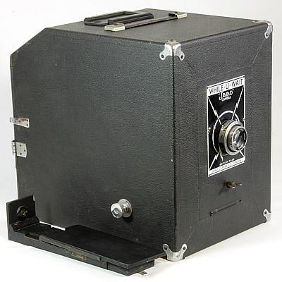 Image of Jano While-U-Wait Postcard Camera Model of c. 1954