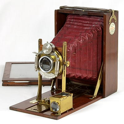Image of Postcard Plate Camera