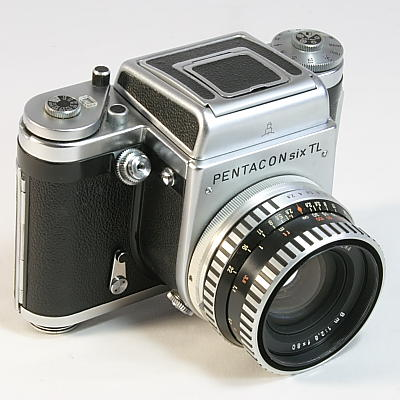 Image of Pentacon Six TL