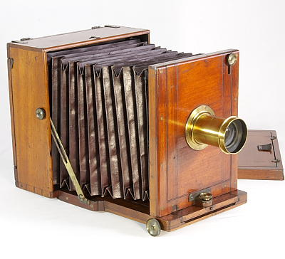 Image of Bellows Wet-plate Camera