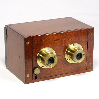 Image of Stereo Box Camera