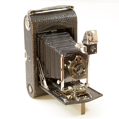 Image of No. 3 Autographic Folding Pocket Kodak Model G