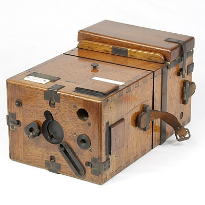 Image of Detective camera Model of c. 1892