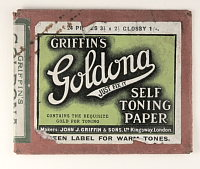 Image of Griffin's Goldona Paper