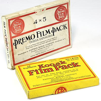 Image of Premo Film Pack