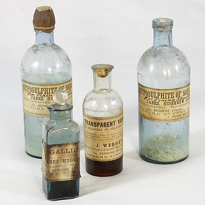 Image of Wet-Plate Chemicals