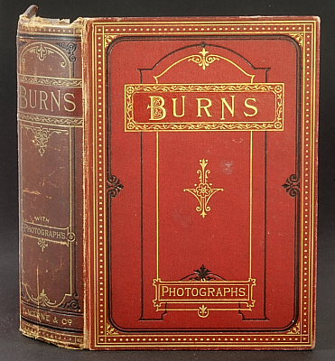 Image of Poetical Works of Robert Burns