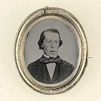 Image of Ambrotype Brooch