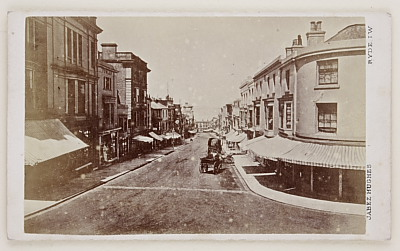 Image of View along Union Street Ryde
