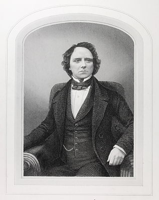 Image of Engraving from a Daguerreotype