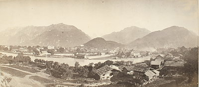 Image of Panoramic View of Interlaken