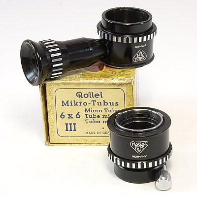 Image of Rollei microscope adapter