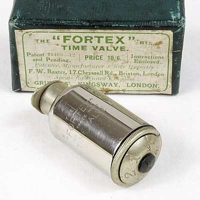 Image of Fortex Time Valve