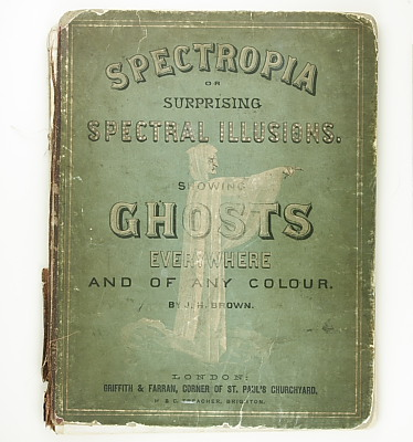 Image of Spectropia or Surprising Spectral Illusions