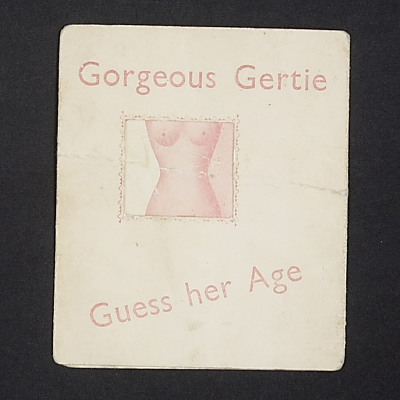 Image of Gorgeous Gertie - Guess her Age