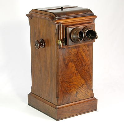 Image of Pedestal Stereo Viewer