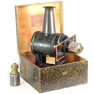 Image of Cylindrical Child's Magic Lantern