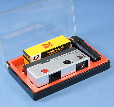 Image of Pocket Instamatic