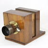 Walnut Sliding Box Camera