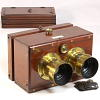 Sliding Box Stereo Camera