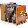 Bellows Wet-plate Camera